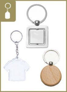My Gift - Keychain