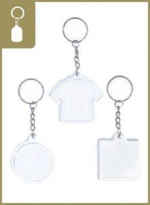 My Gift - Keychain - Acrylic Keychain