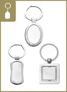 My Gift - Keychain - Metal Keychain