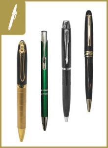 My Gift - Pen & Pen Stand - Metal Pen