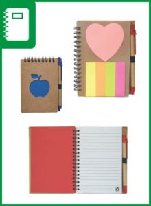 My Gift - Stationery - Eco Notepad