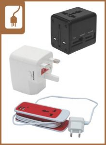 My Gift - Travel Adapter