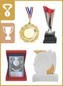 My Gift - Trophy & Medal