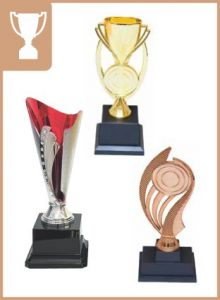 My Gift - Trophy & Medal - Standing Trophy