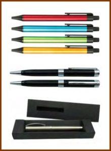 Gift & Premium (2) - Pen & Pen Box