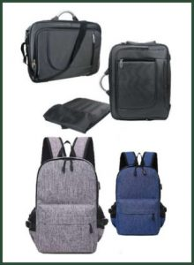 Gift and Premium (1) - Laptop Backpack Bag