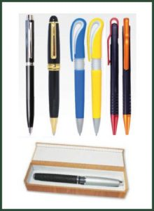 Gift and Premium (1) - Pen and Pen Case