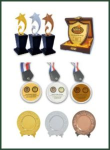 Gift and Premium (1) - Trophy & Medal